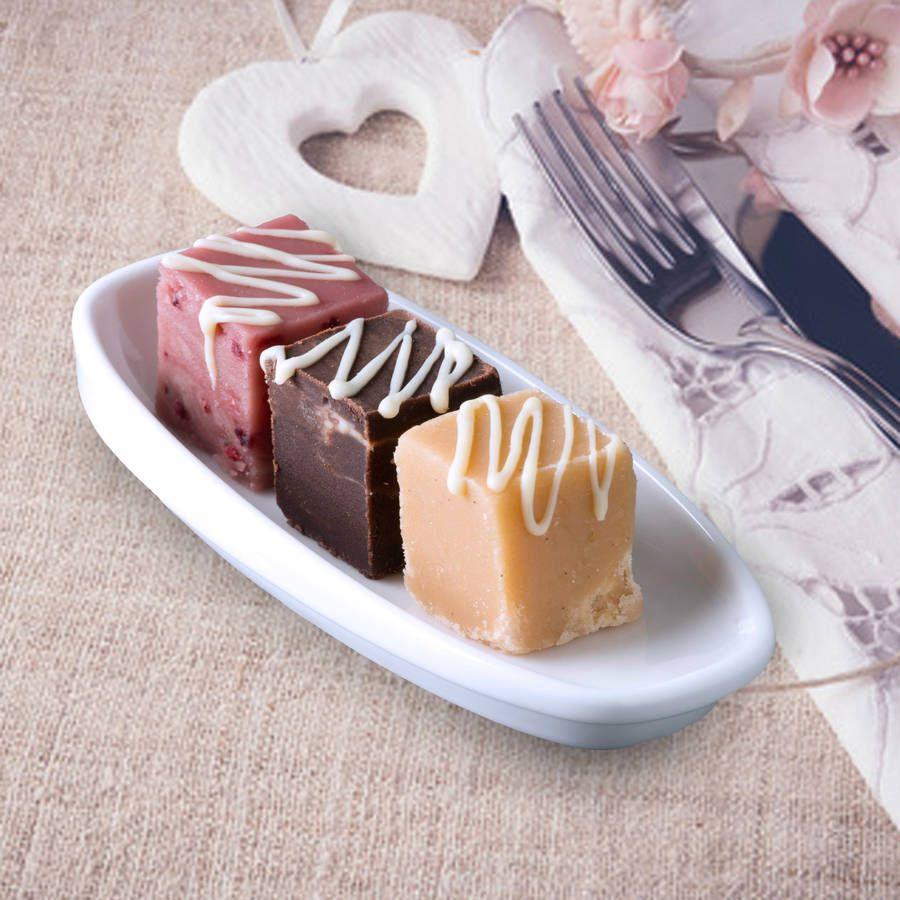 30 Wedding Fudge Favours