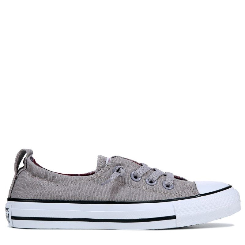 3b21370125cc Converse Women s Chuck Taylor All Star Shoreline Low Top Sneakers (Mercury  Grey)