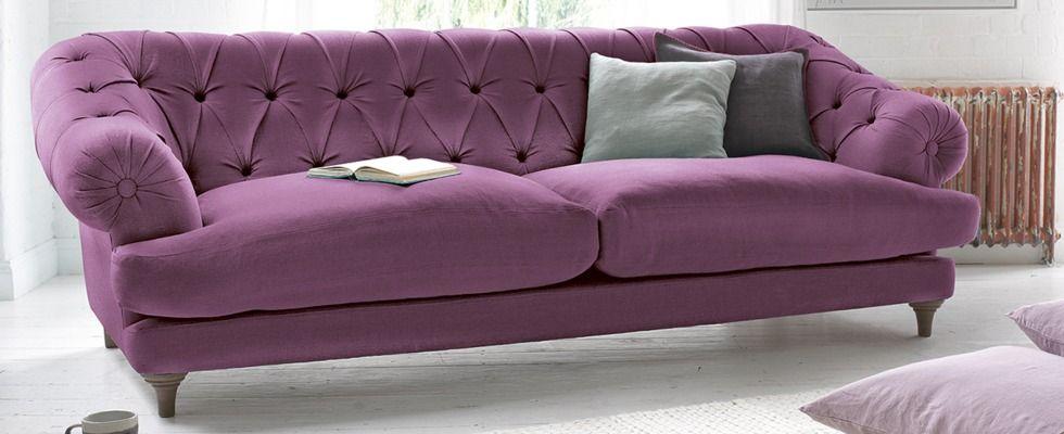 Mauve Sofa Purple Couches And Sofas Macy S Thesofa