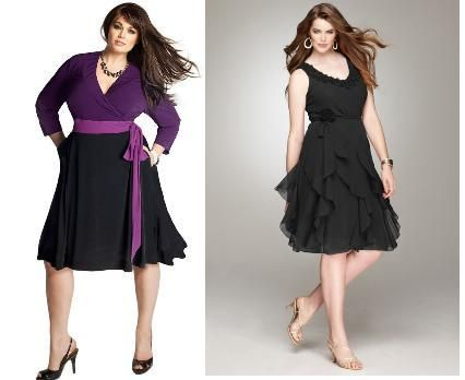cutethickgirls.com elegant plus size cocktail dresses (16 ...