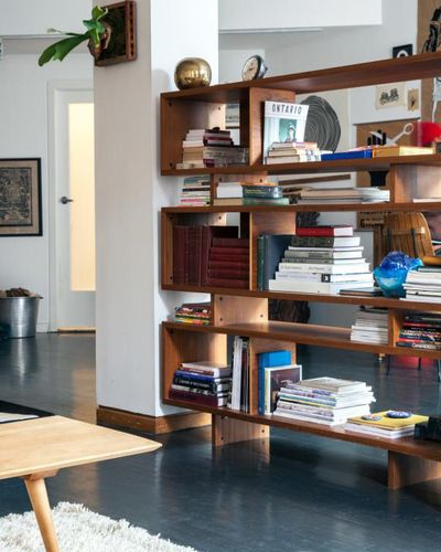 9 Ways You Ve Never Thought To Use Your Bookshelf Apartment