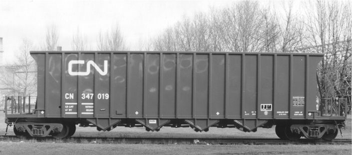 National Steel Car Covered Hopper Freight Cars Cars Coal