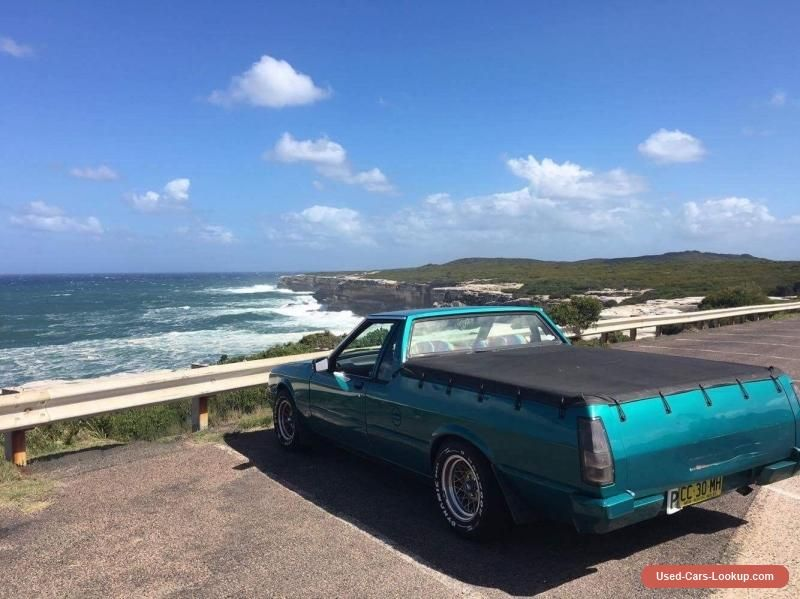 Car For Sale Ford Falcon Xf Ute
