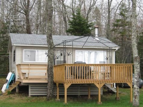 Sensational Cabins And Cottages For Sale In East Dalhousie East Home Remodeling Inspirations Genioncuboardxyz