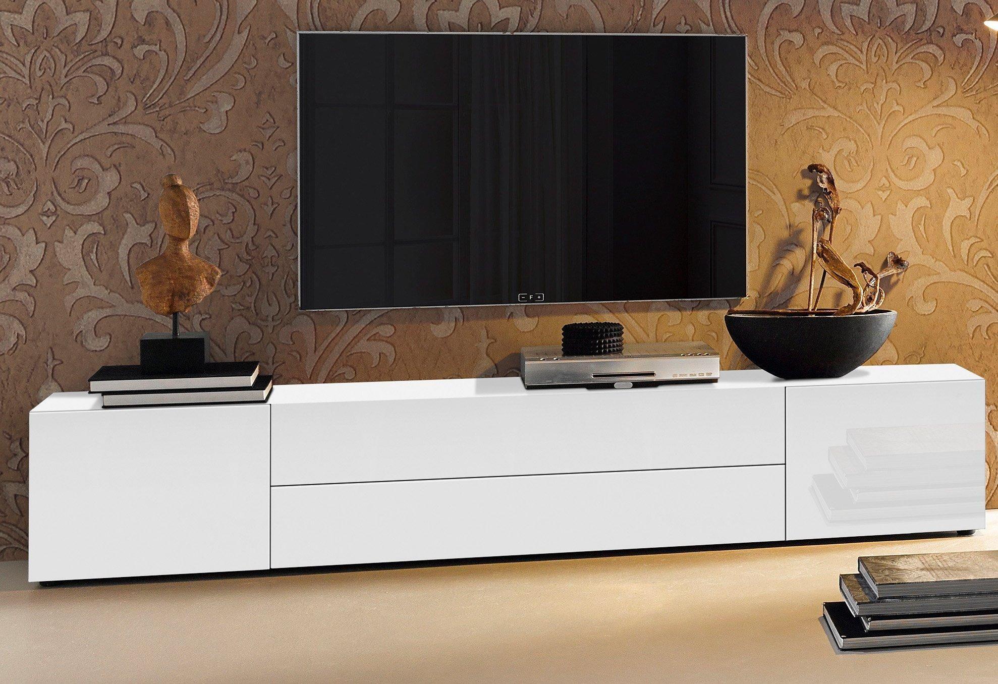 Places Of Style Lowboard Breite 200 Cm Möbel Wohnwand