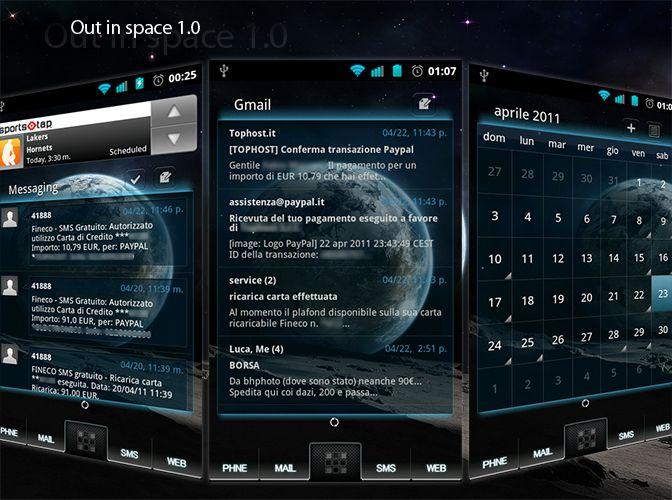 Download Tema Android Terbaru Postekno Pinterest Android