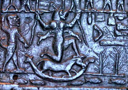 Odissea: Dioses,neo vampiros, demonios y hadas...