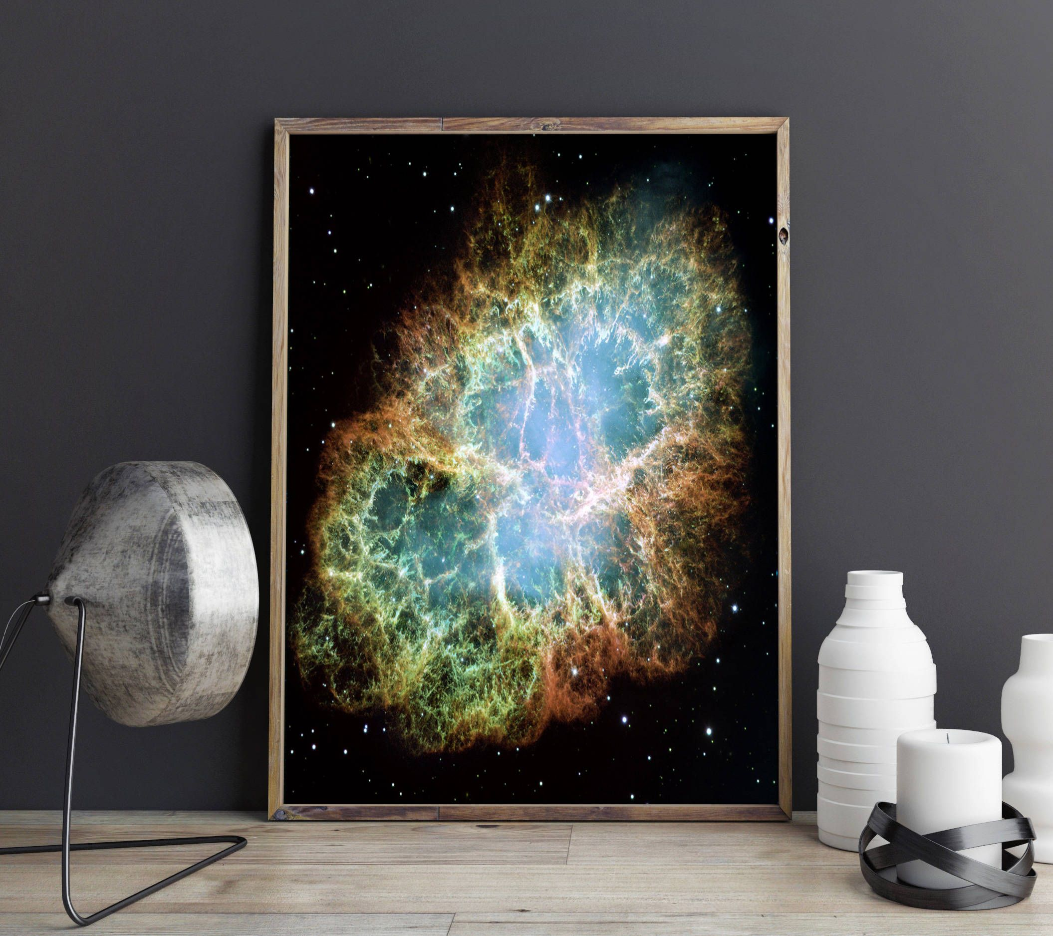 nebula poster space nebula wall art outer space poster outer space