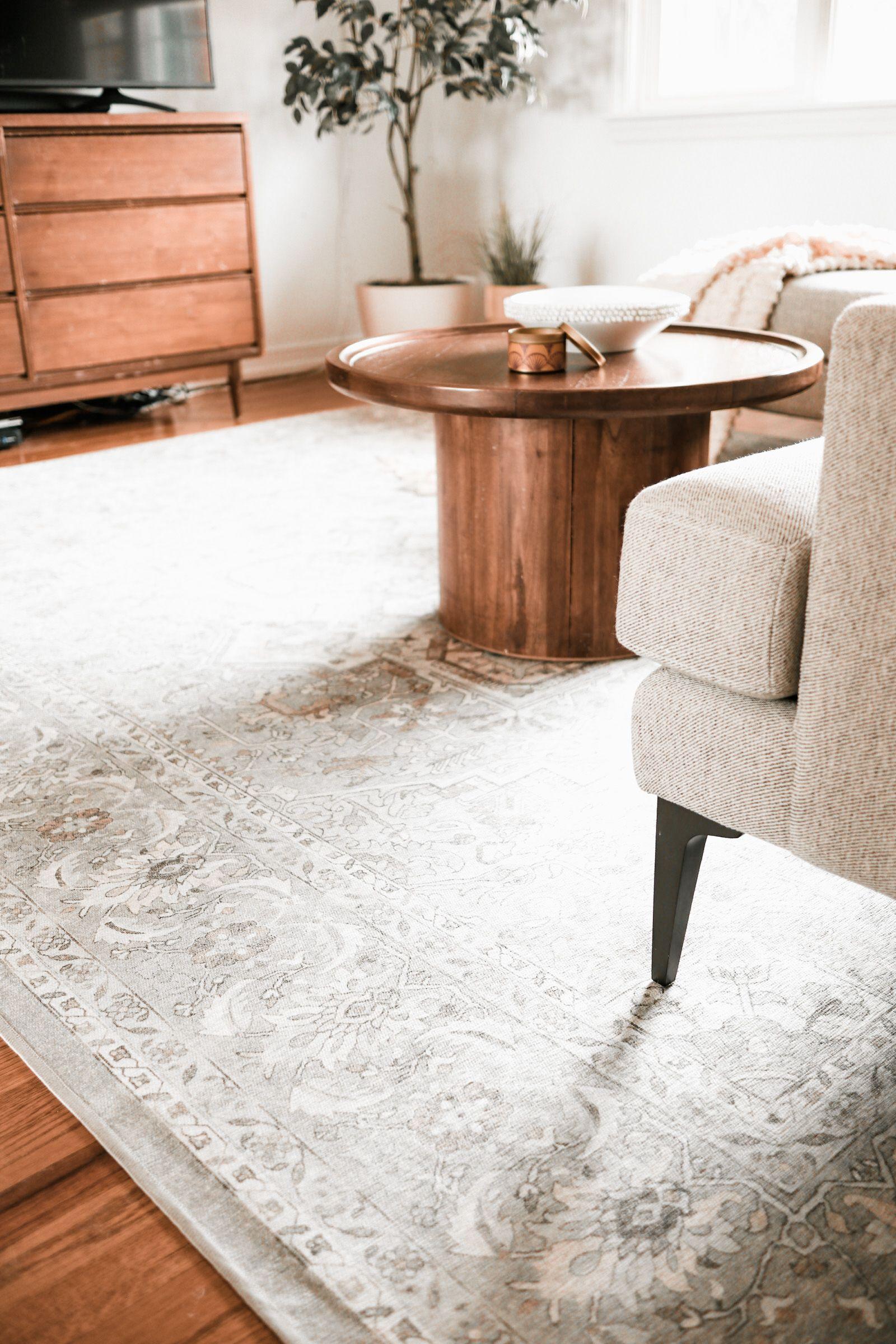 Home Trends Boho Modern Living Room In 2020 Modern Living Room Washable Area Rugs Living Room
