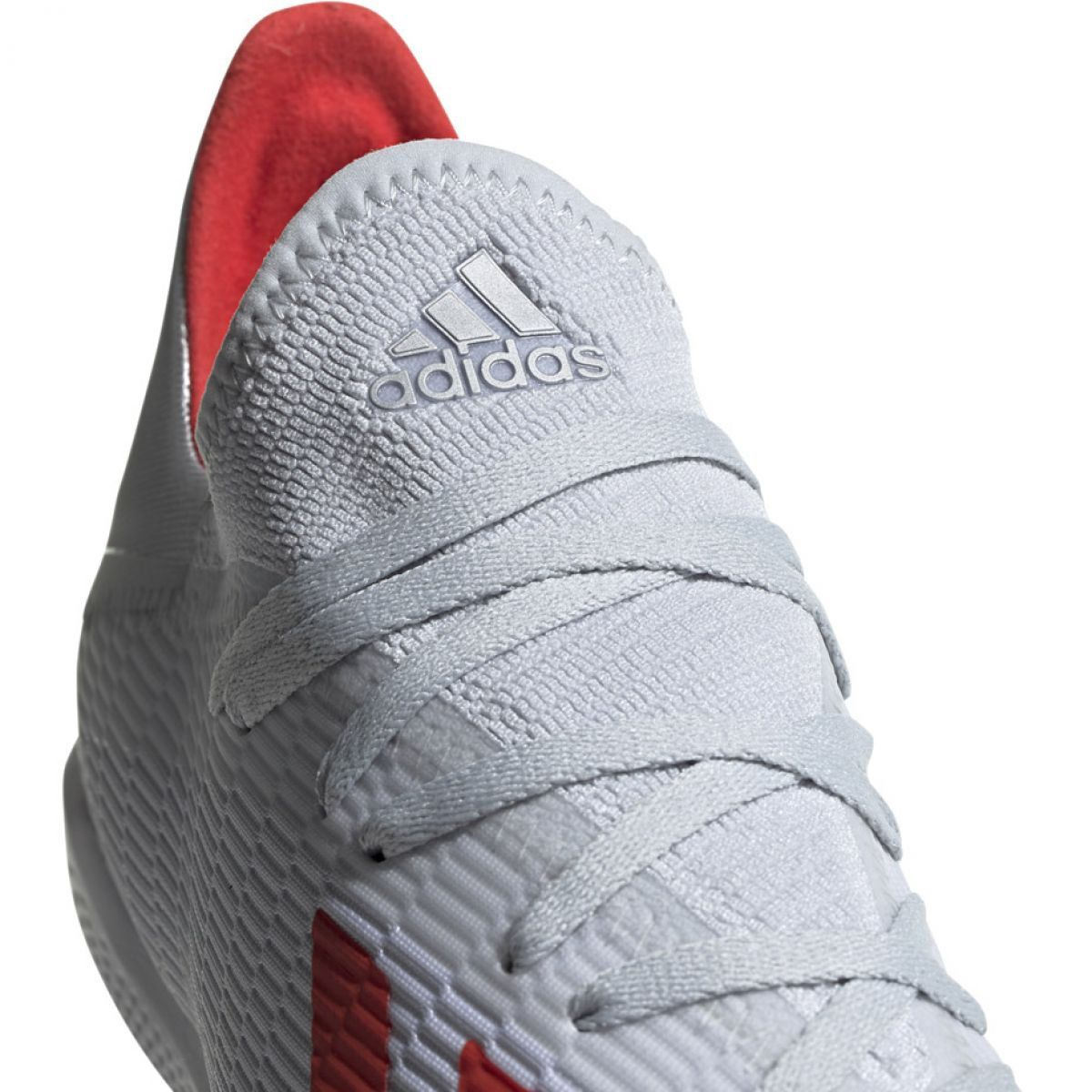 Indoor Shoes Adidas X 19 3 In M F35370 White White Mens Football Boots Indoor Shoe Football Boots