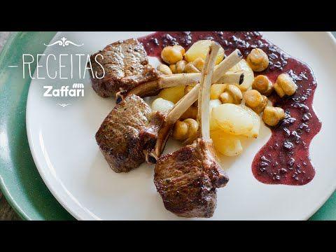 Receita Carré de Cordeiro | Zaffari & Bourbon