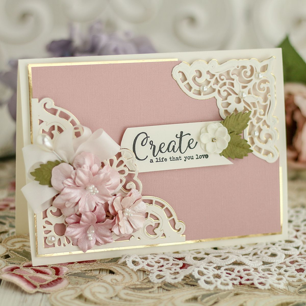 June Wedding Ideas: June 2019 Amazing Paper Grace Die Of The Month Is Here