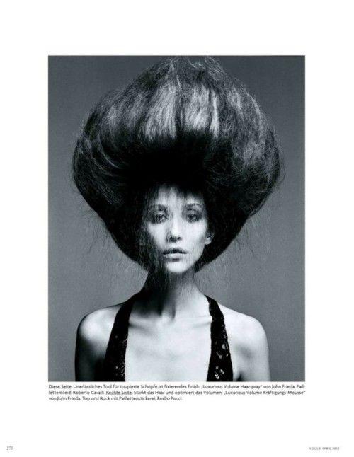 hairy tales: hair stylist: luigi murenu