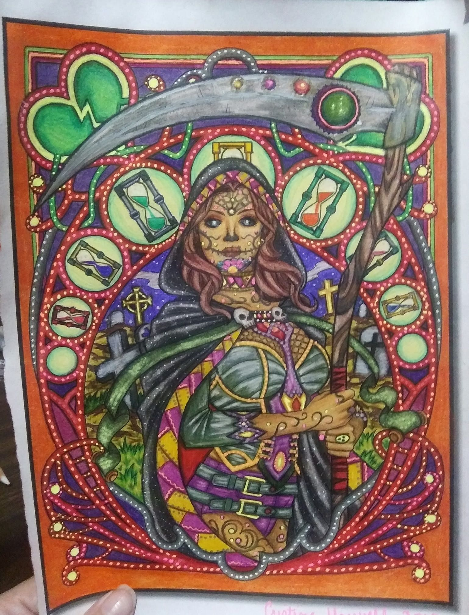 Art Nouveau Coloring Book Digital Edition Coloring Books Art Art Nouveau