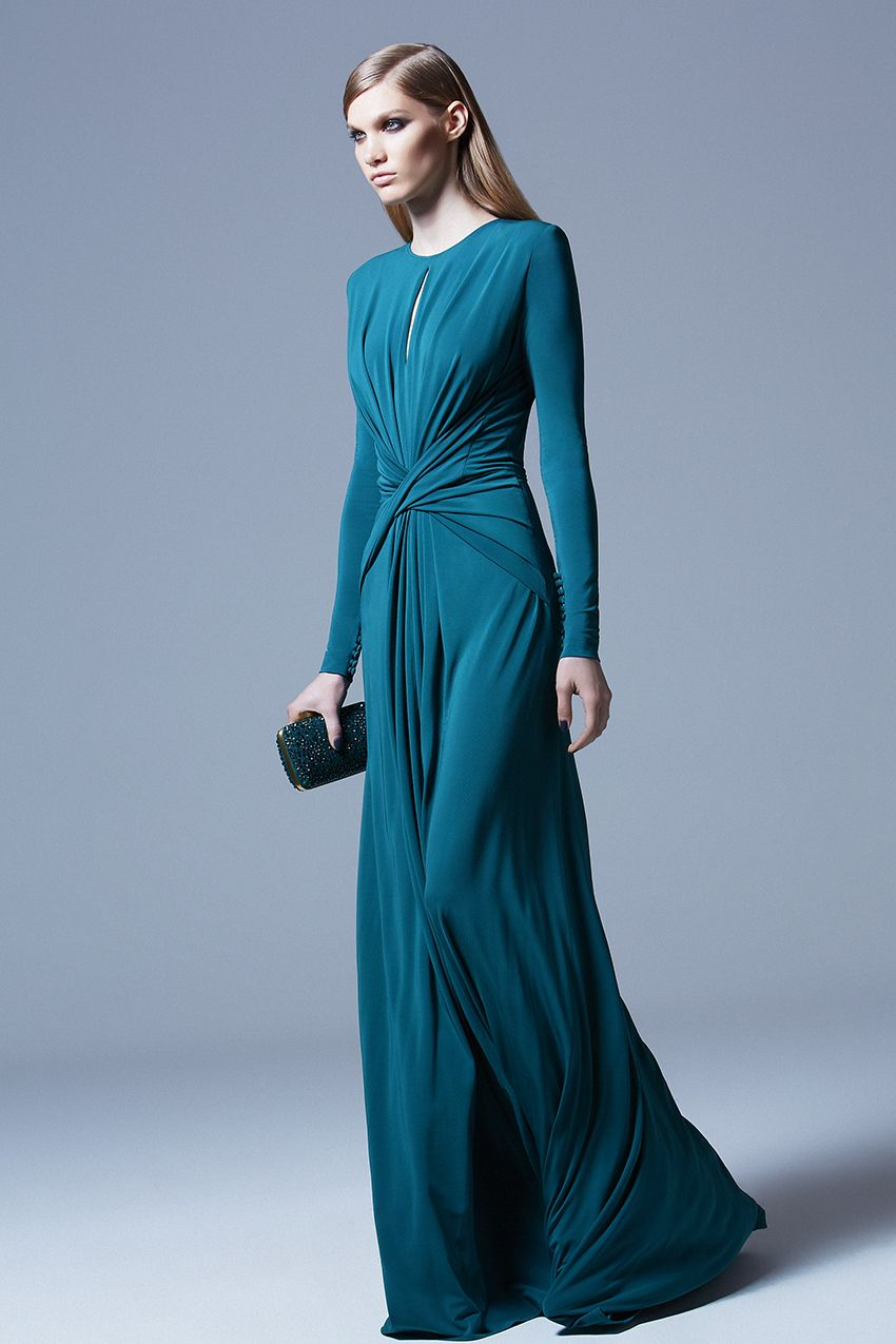 ELIE SAAB Pre-Fall 2013 | Until The Clock Strikes Midnight ...