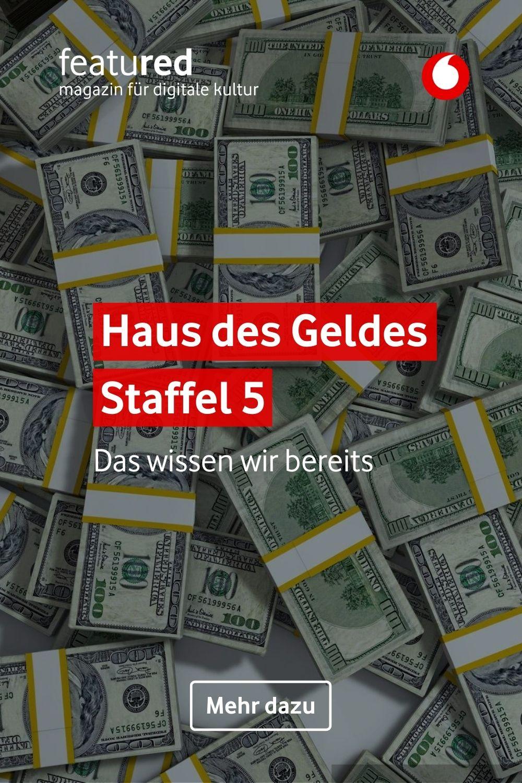 Haus Des Geldes Staffel 5 Geld Wissen Entertainment