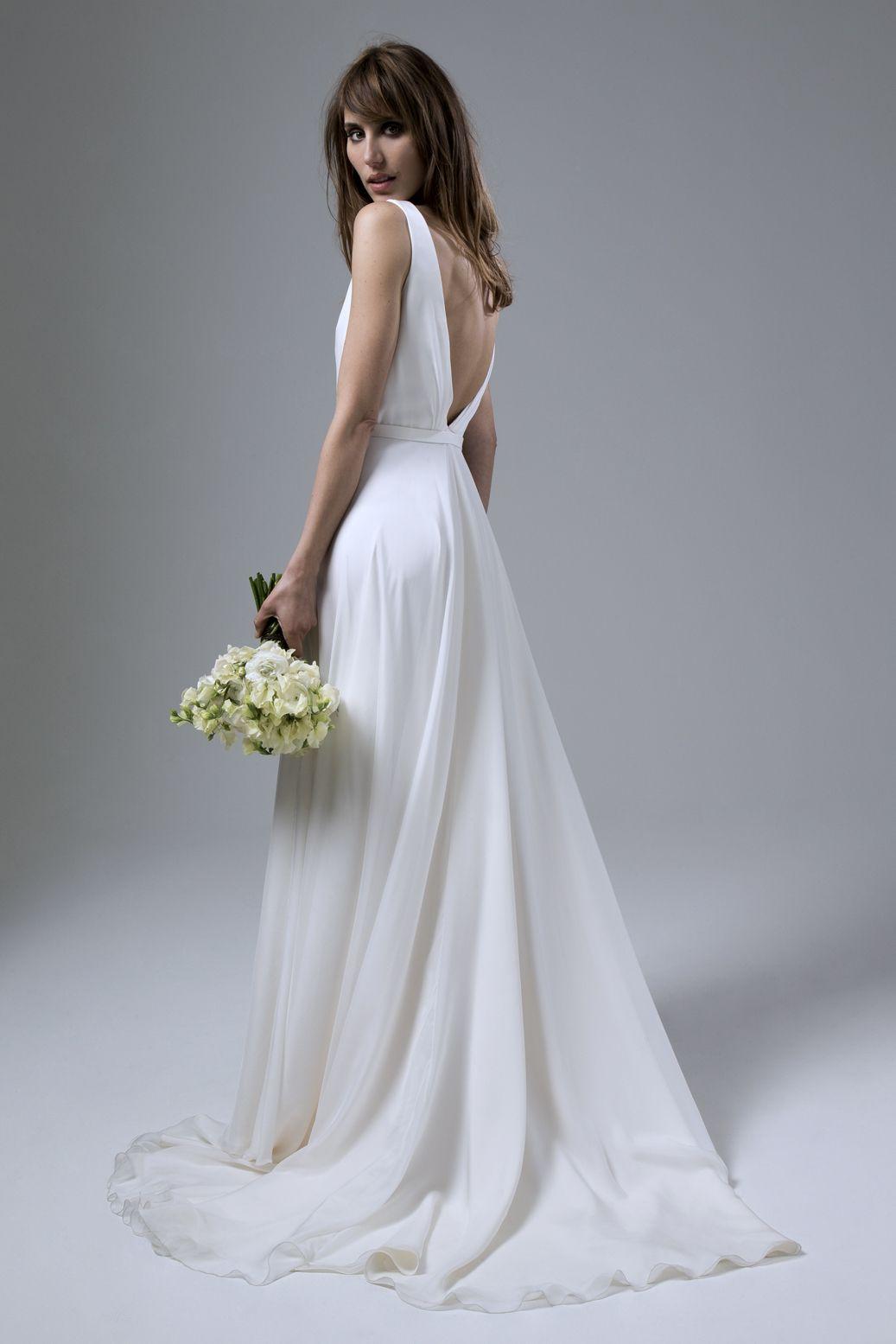 f180c0b1c4011 Wedding dress by Halfpenny London
