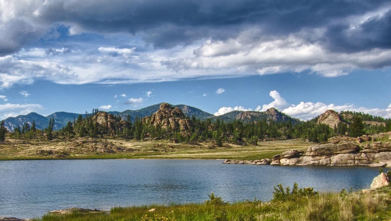 Chimapaui Trail, Guffey, Colorado 80820 Lake