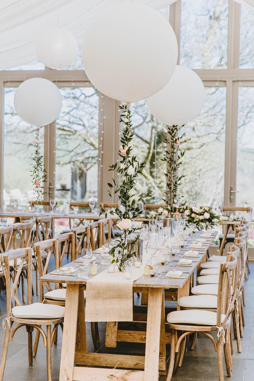 Trevenna Barns Wedding Delightfully Rustic Peach Country Barn | Whimsical Wonderland Weddings
