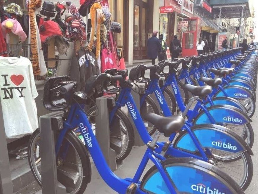 Lime Bikes And Scooters For Shared Transport Options Citi Bikes
