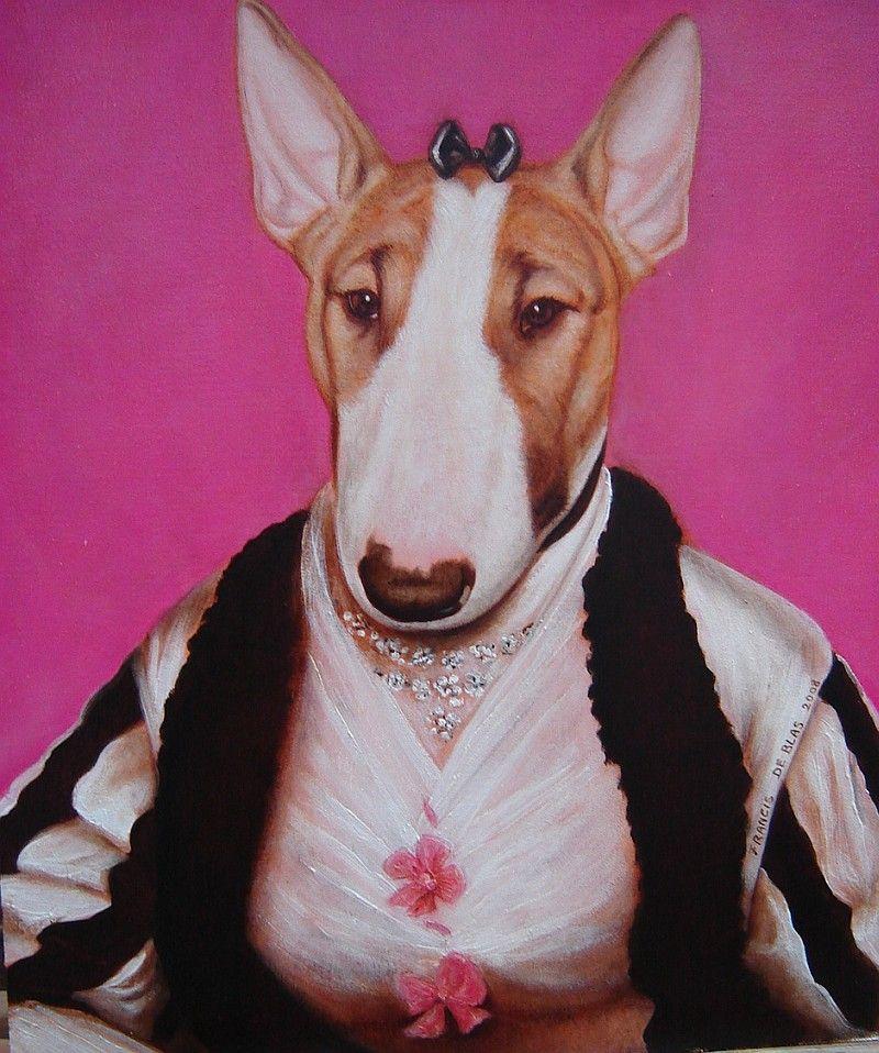 El Hurgador [Arte en la Red]: Pintando perros (XXVIII) - Francis de Blas
