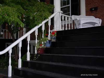 Porch Steps Designs And More Porch steps Porch stairs and Porch