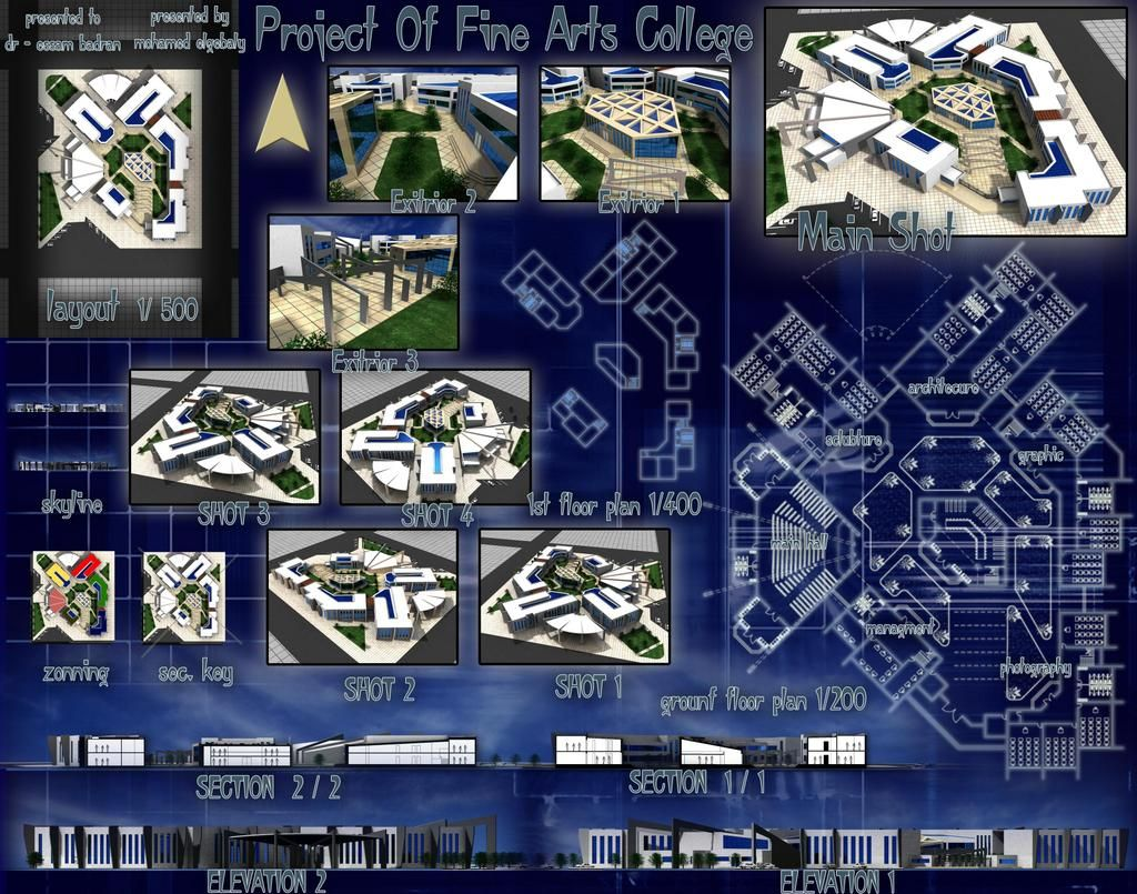 Ideas For Architecture Projects graduation-projects-architecture-projects-of-collage-of-arts-2