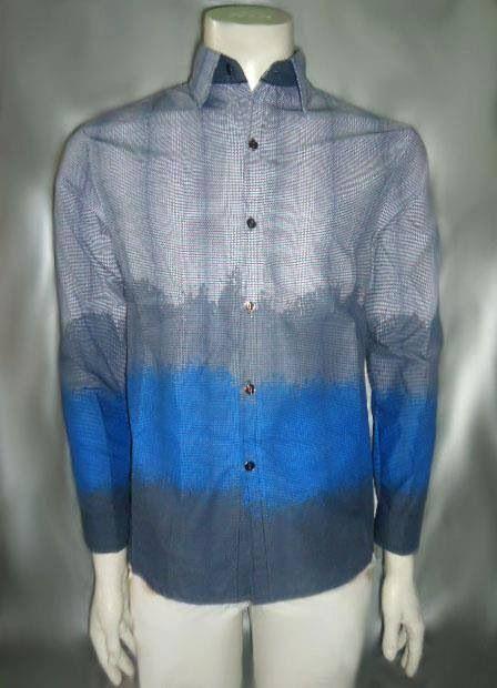 It's fashion. #bluewave