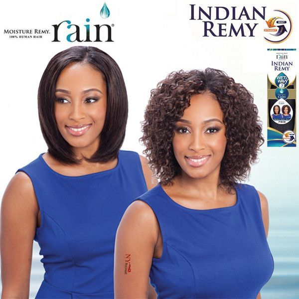 Moisture Remy Rain Indian Remy Wet & Wavy DEEP 4PCS | Hair style