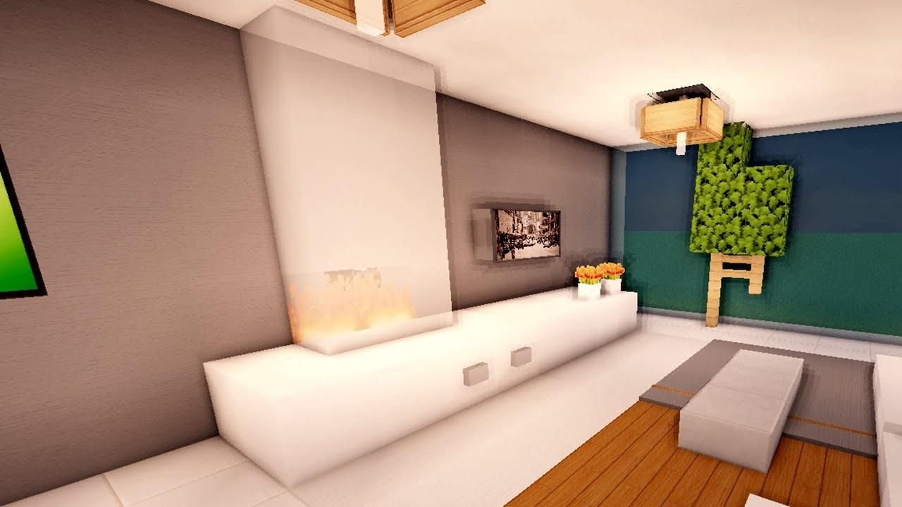 42 Deco Chambre Minecraft Minecraft Modern Minecraft Designs Minecraft Architecture