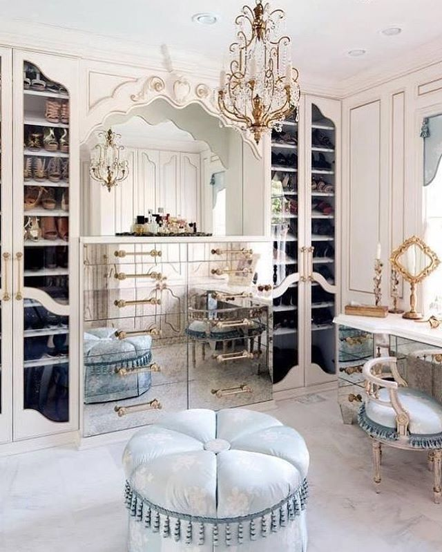 Dressing Room Goals! Who Would Love To Get Ready Here In