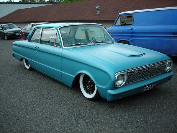 Black Wheels Thick Www Hmmmm Ford Falcon