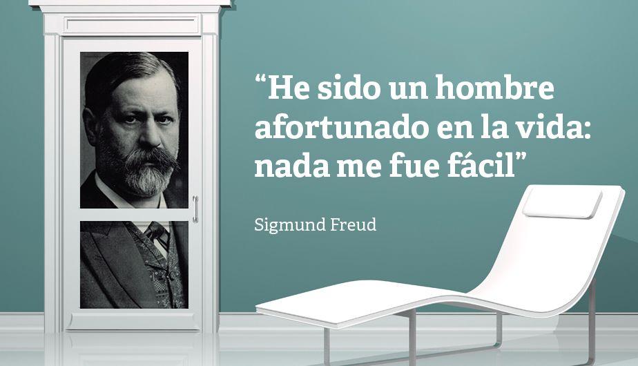 Frases De Freud Psicologia: Sigmund Freud: Las Frases Más Influyentes Del Padre Del