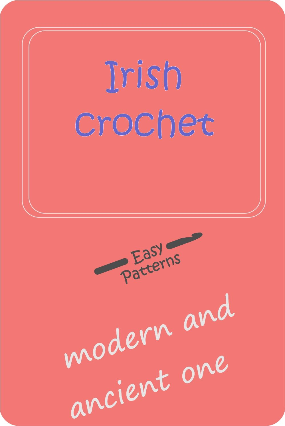 Irish crochet patterns, Irish crochet motifs, Irish crochet lace #irishcrochetmotifs