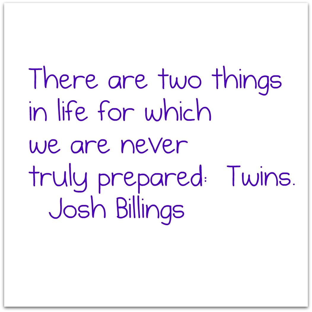 Quote About Twins Haha Almina Yavuz Delic Twin Quotes Mom Quotes Happy Quotes