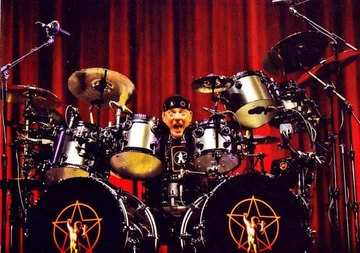 rush band modern drummer neil peart