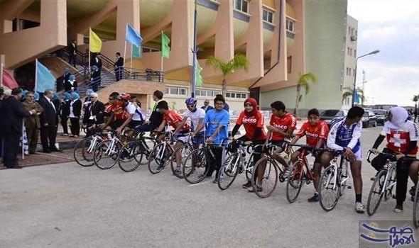 انطلاق سباق المبادرة العالمية لركوب الدراجات الجمعة…: تنظم مجموعة المبادرة العالمية لركوب الدراجات، في إطار دعم وزارة الشباب والرياضة…