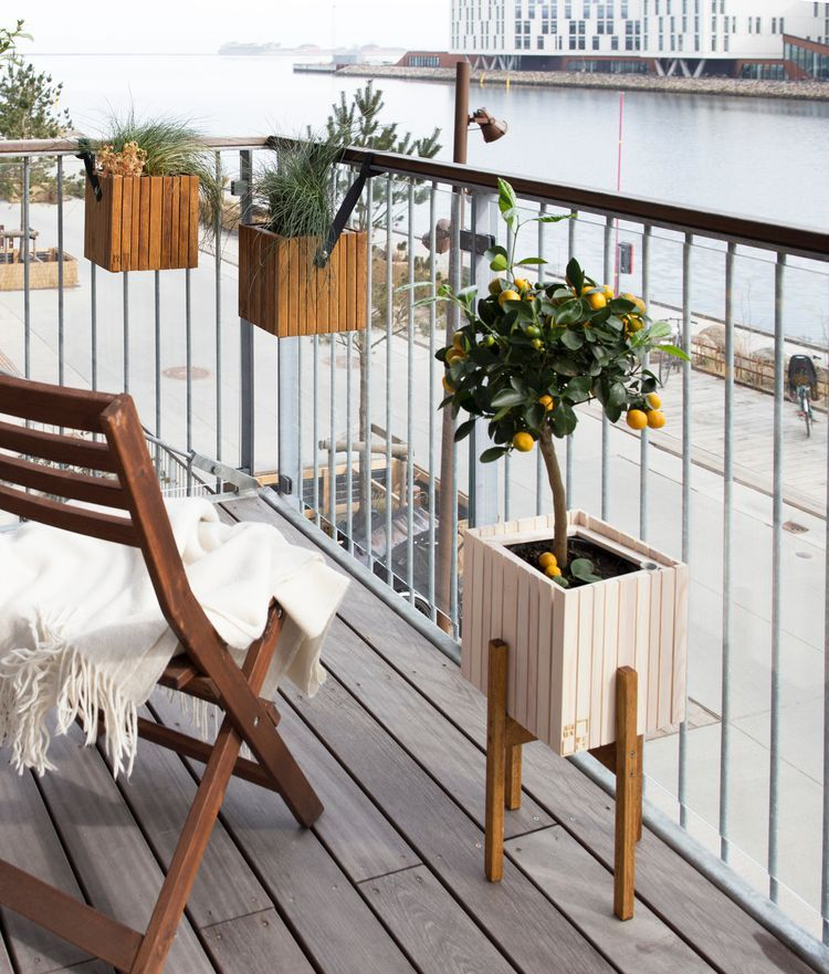 15 Ways To Make Your Small Balcony Space Feel Like A