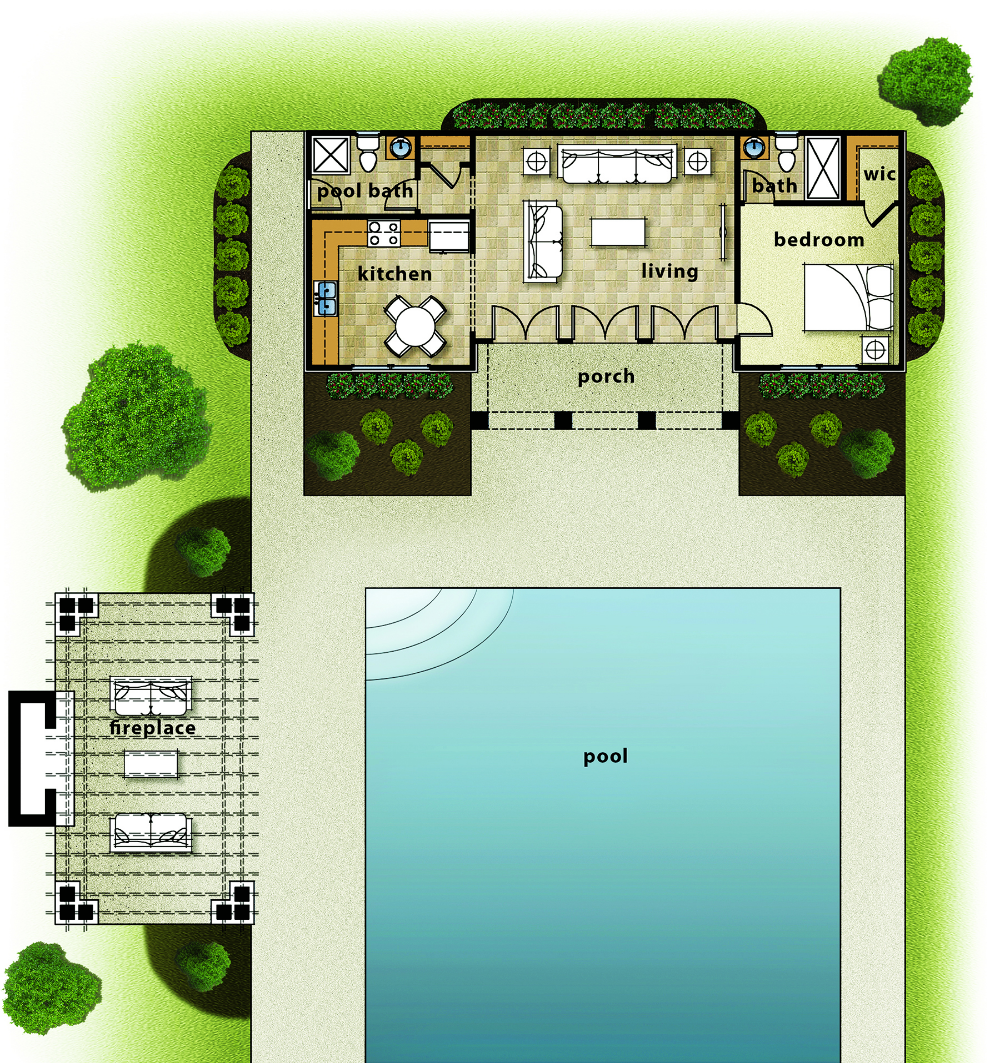 House Review Pool Houses & Cabanas