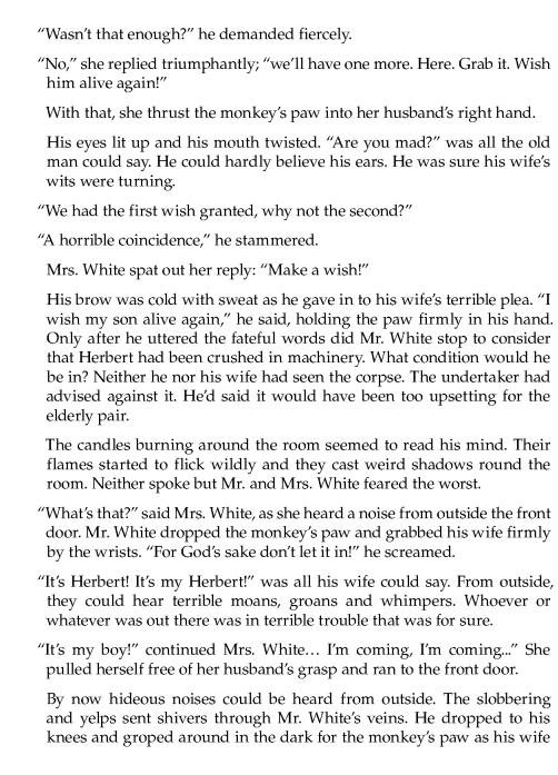 literature-grade 7-Short stories-The monkey's paw (9)   English ...