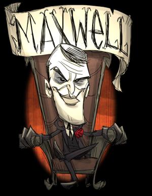 Maxwell/Character Character art, Character drawing