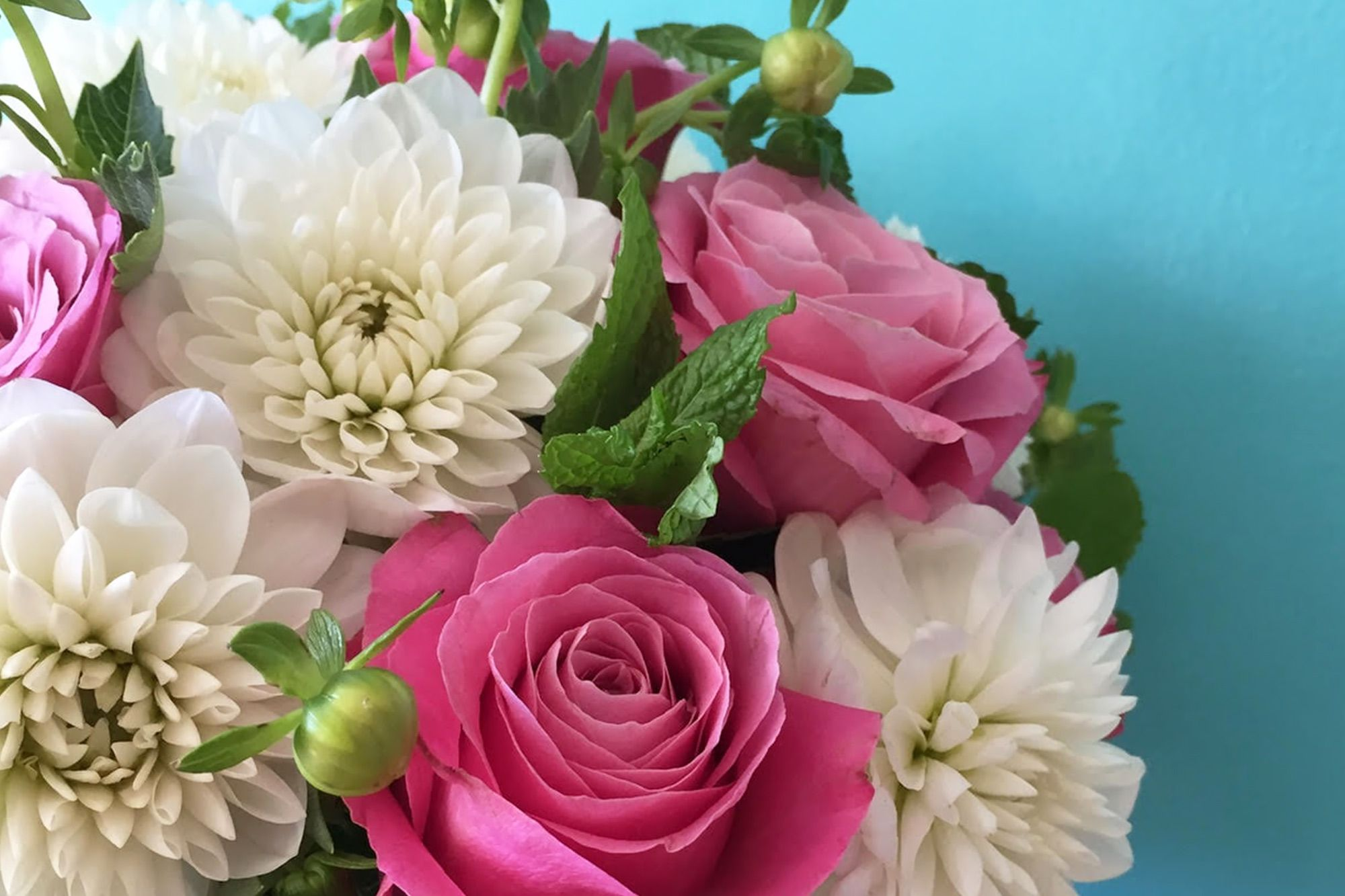 Los Angeles Florist Flower Delivery by The Plum Dahlia