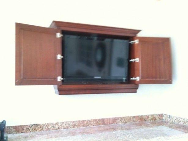 Designing Outdoor Tv Cabinet Natural Design Cabinets Box