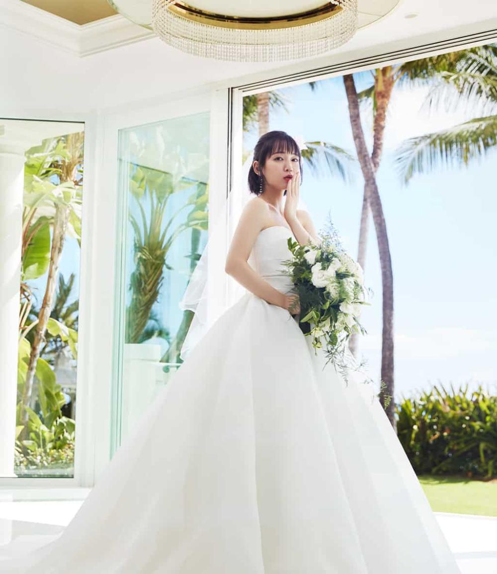 オリジナルウエディングドレス プレゼントキャンペーン 吉岡里帆さんも絶賛 結婚式準備はウェディングニュース ウェディングドレス ウエディングドレス ウェディング