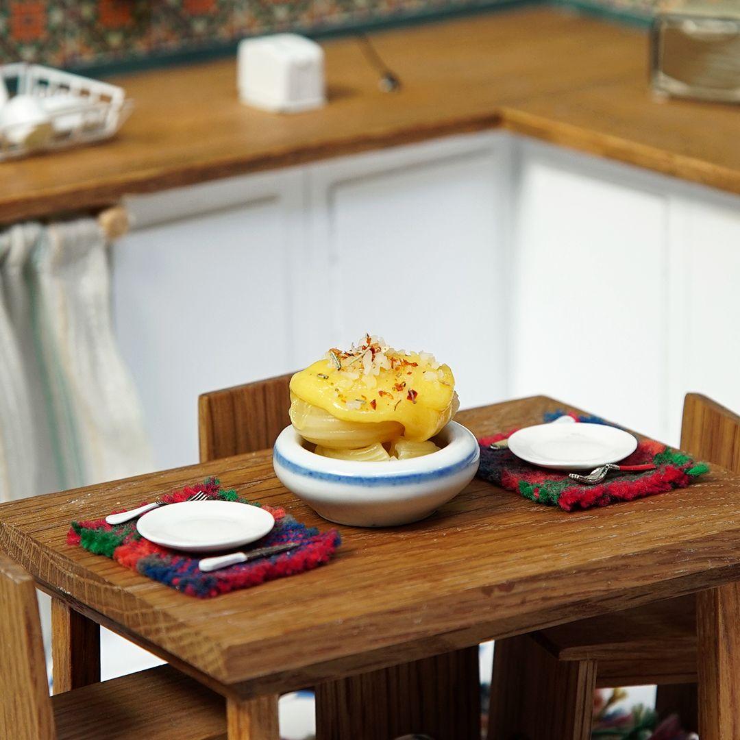 Tiny Kitchen Tuesdays Tastemade: Mini Macarrones Con Queso