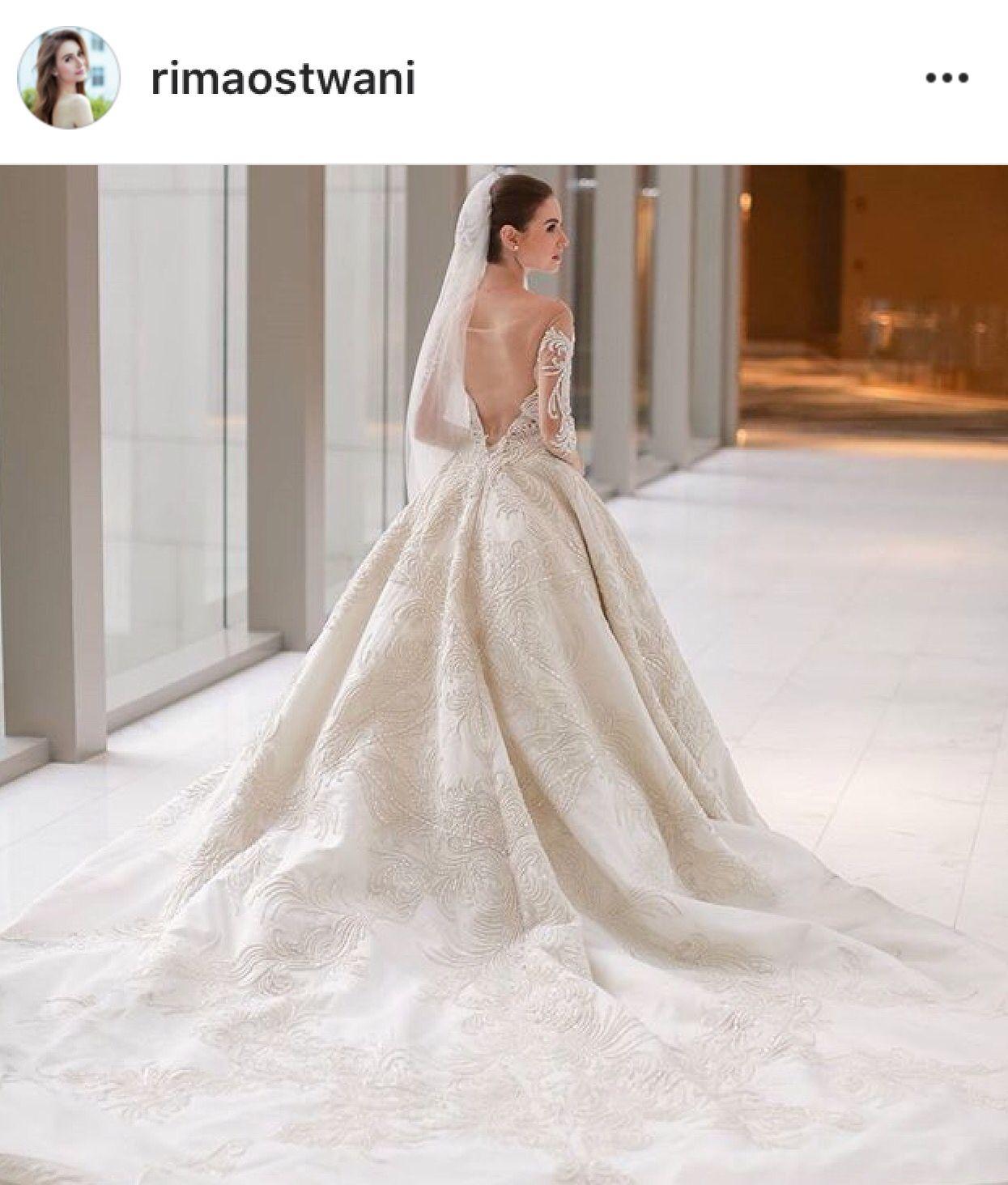 #inspi #ballgown #wedding
