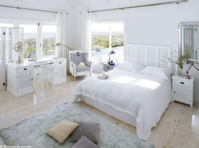 La chambre se refait une beauté! bedrooms pinterest chambre