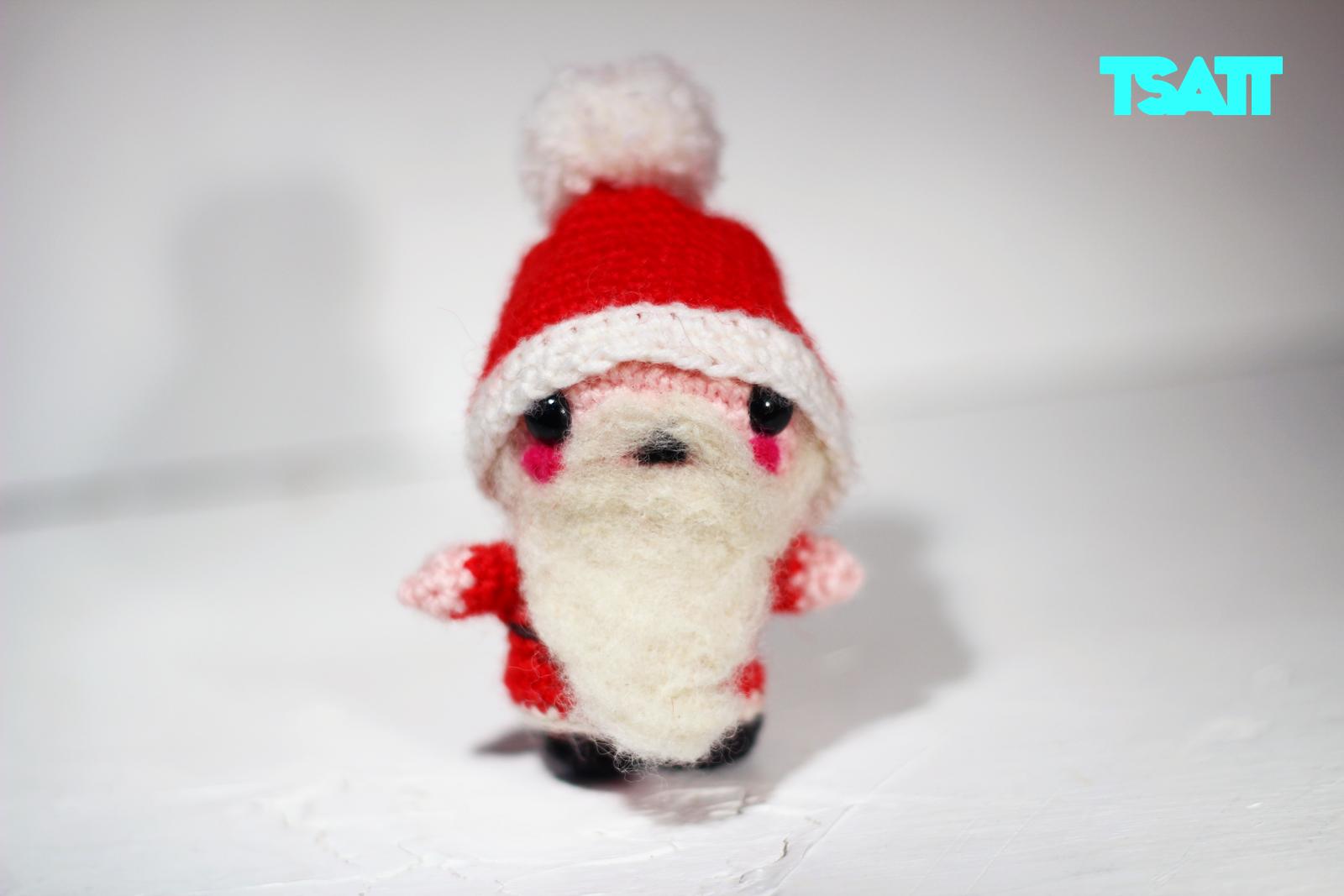 Amigurumi Santa Claus free pattern | Instructivo, Papa noel y Noel
