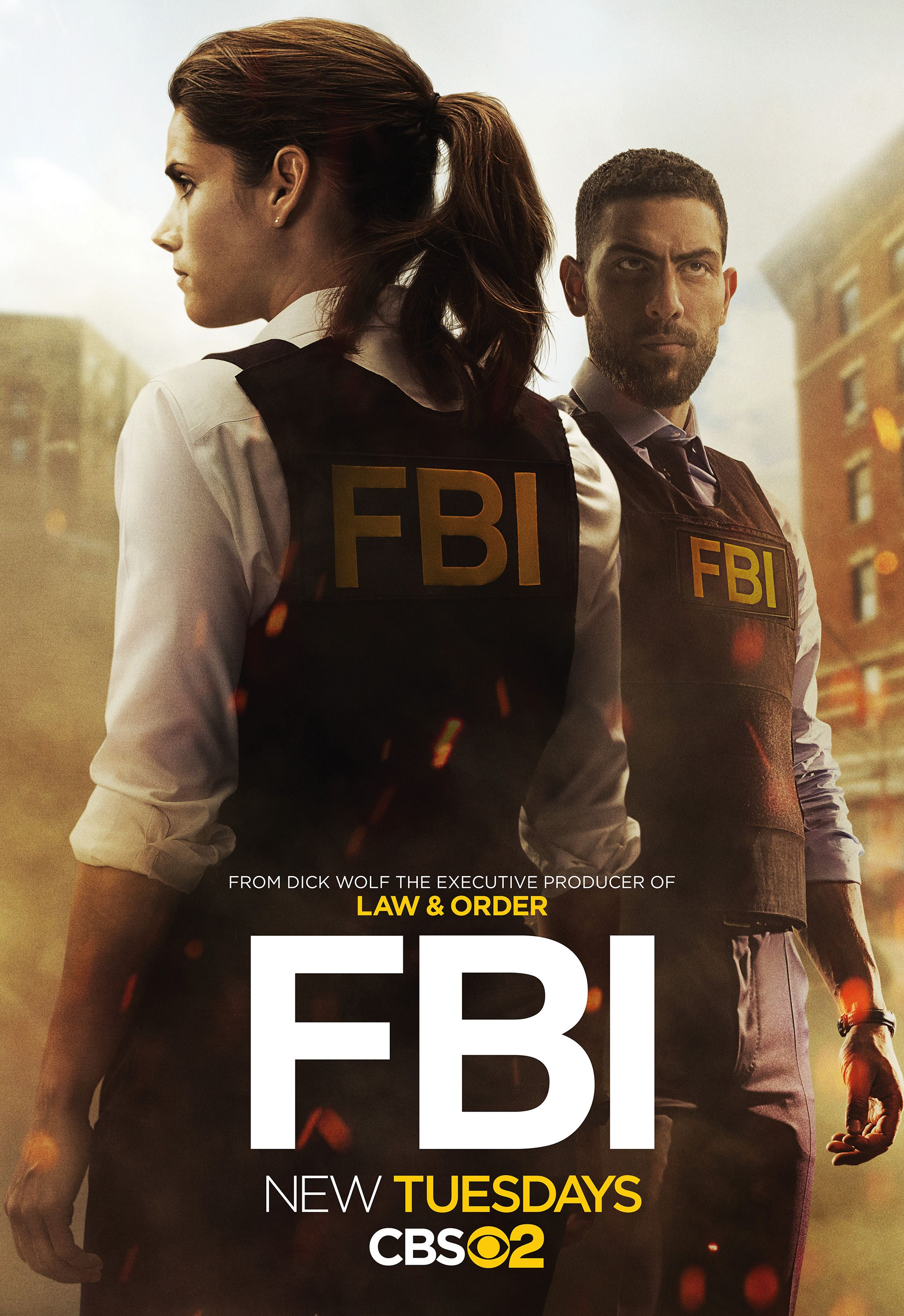Return To The Main Poster Page For Fbi With Images Tv Series
