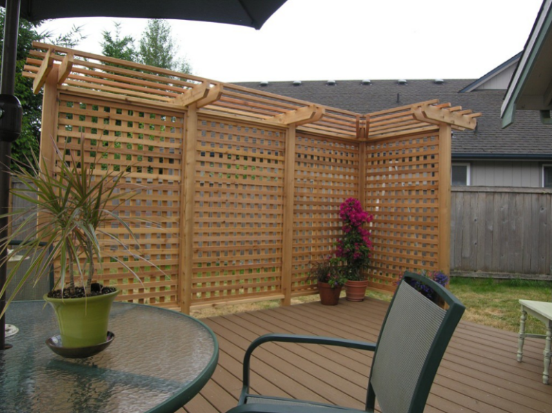 Backyard Privacy Screens 10 Best Outdoor Privacy Screen Ideas For